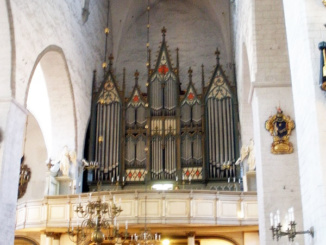 One of Europe's best concert pipe organs.