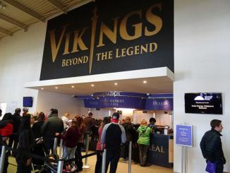 Vikings Beyond the Legend traveling exhibit at Cincinnati Museum Center
