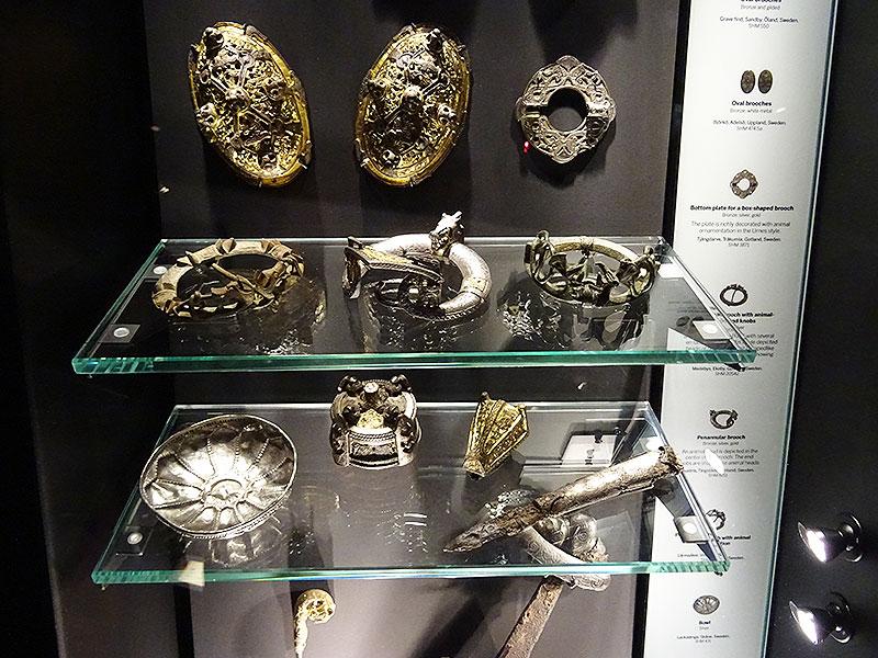 Example of Viking Brooch