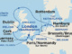 11 Day Caribbean Princess European Capitals Cruise Tour