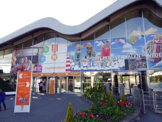 Madurodam Entrance