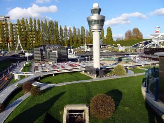 Schiphol Airport Replica