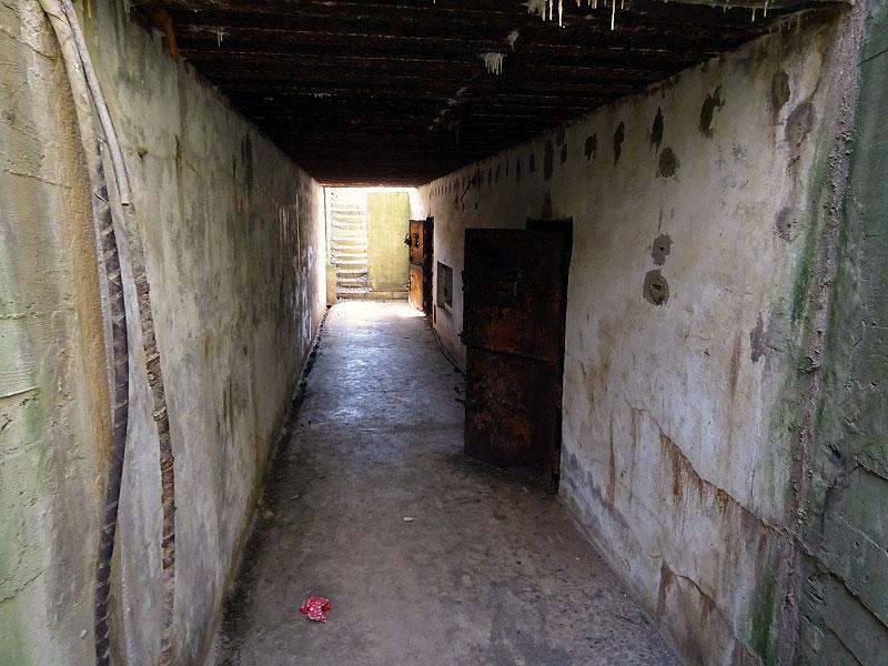 Artillery & Battery Rooms