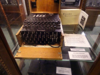 Original Enigma Machine