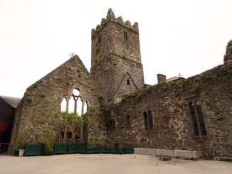 Greyfriars Abbey c1241