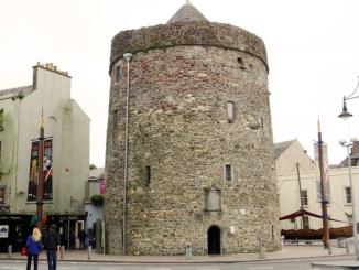 Reginald's Tower c1200's