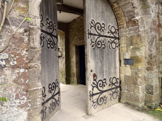 Inside Castle Gate