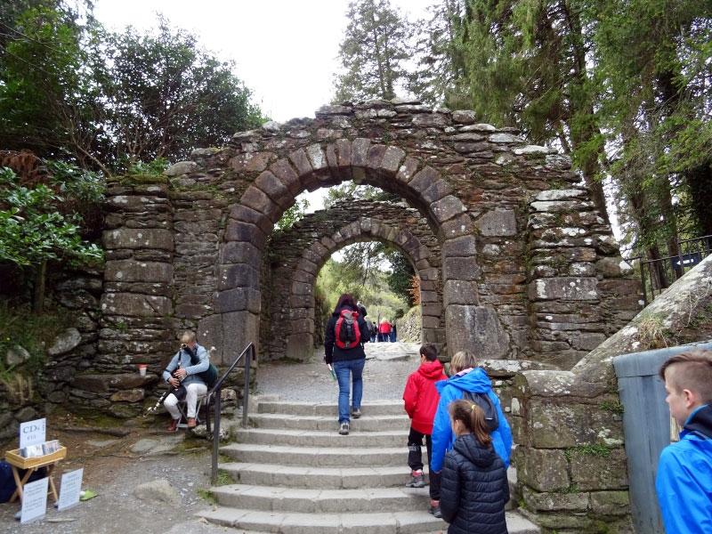 Monastic City Gateway