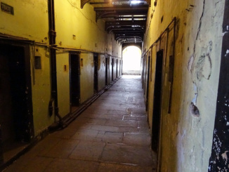 Mens Ward of Original Gaol