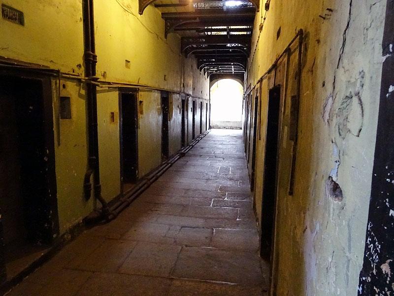 Mens Ward of Original Gaol