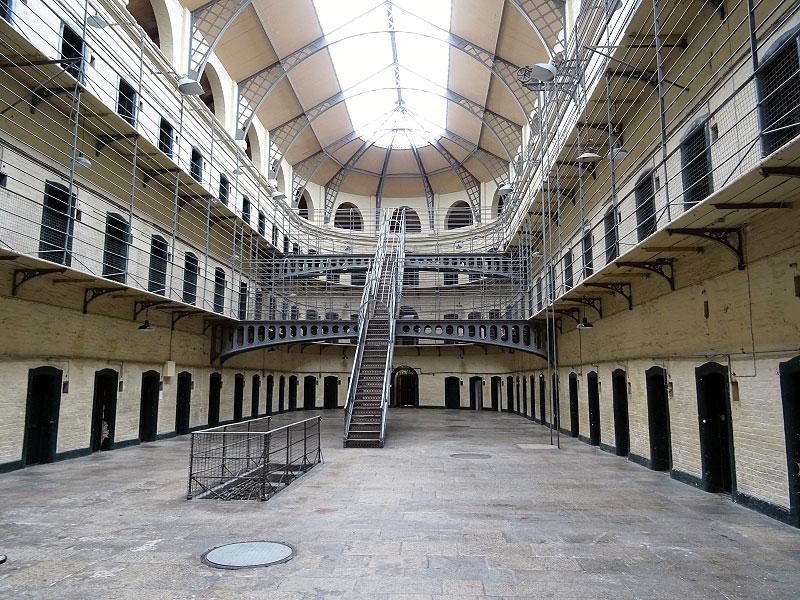 The Kilmainham Gaol