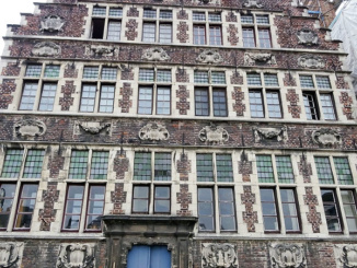 Hostel Korenlei Ghent Waterfront