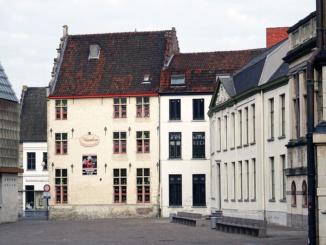 Neighborhood near Korenmarket Ghent