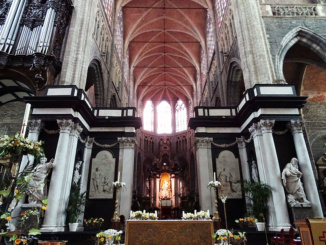St. Bravo's Cathedral Altar