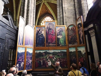 Ghent Altarpiece Re-Creation Panels