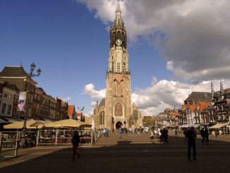 Nieuwe Kerk (New Church) c1381