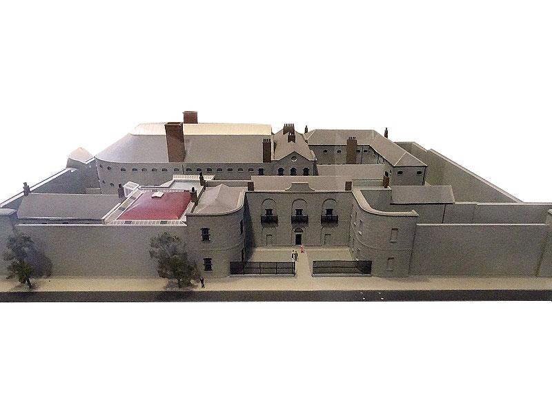 Re-Creation of Kilmainham Gaol