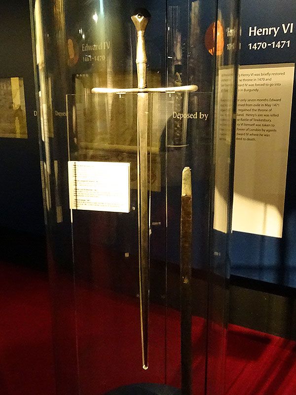 Sword of King Edward IV c1462