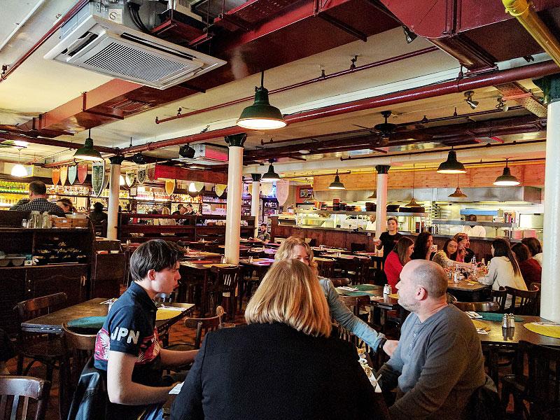 Café Pacifico Covent Garden