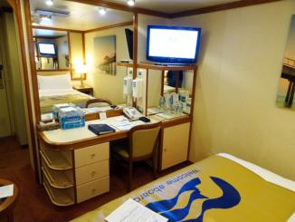 Baja (Deck 11) Stateroom 408