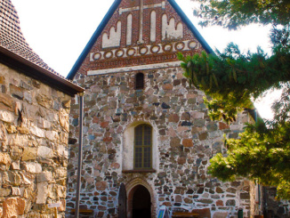 Church of St. Sigfrid in Sipoo 1450 – 1454