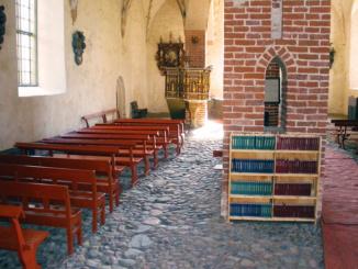Church of St. Sigfrid Interior