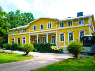 Savijarvi Horse Farm and Mansion