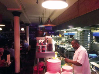 The Kitchen at Cafe Pacifico
