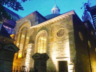 The parish Church of St. Stephen Walbrook