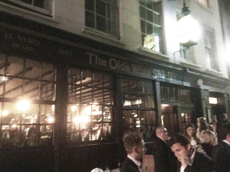 The Olde Wine Shades Pub