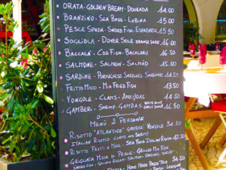 Porto Di Mare Restaurant Marque