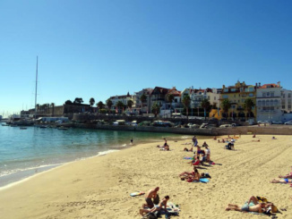Cascais Waterfront Beach