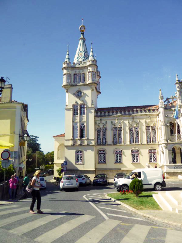 Sintra Town Hall Building