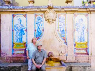 Pipa Fountain