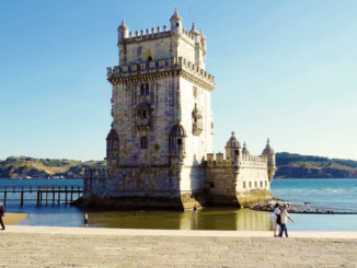 Iconic Belem Tower