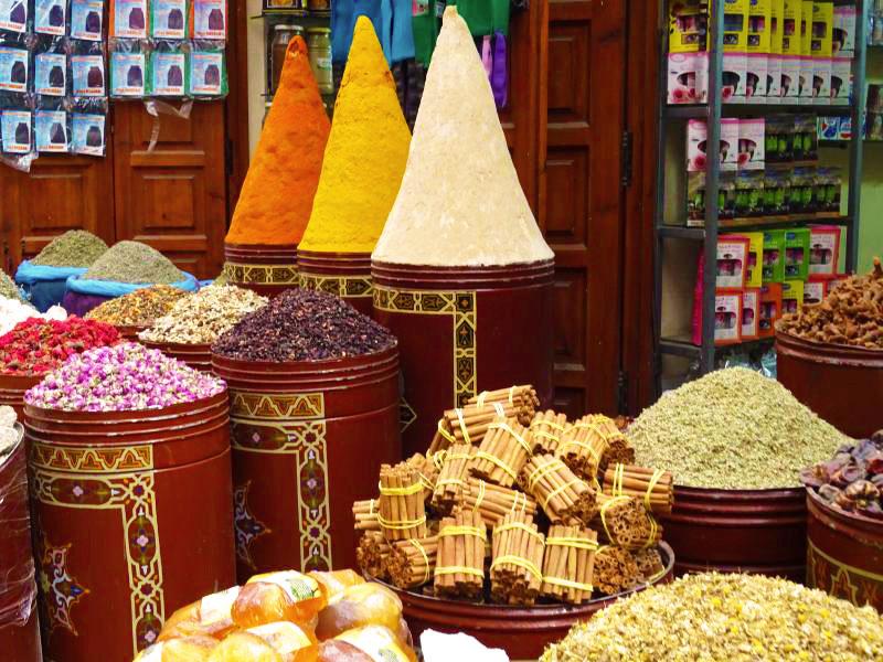 Spice shop.