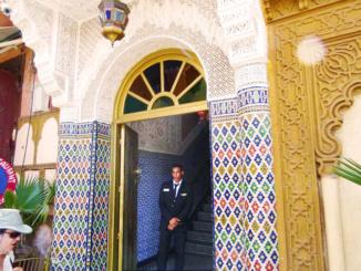 Palais Chahramane.
