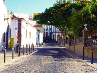 Calle Parroco Morales.