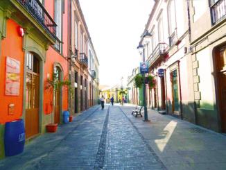 Calle San Juan.