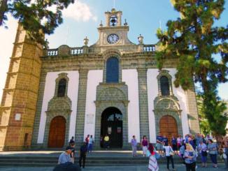 Basilica Nuestra Senora del Pino.