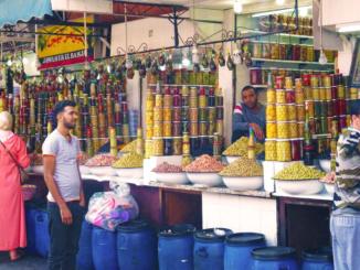 Spice vendor.