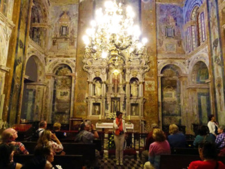 Chapel of Our Lady of the Pilar.