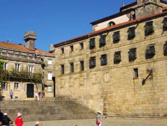 Monastery of San Paio de Antealtares.