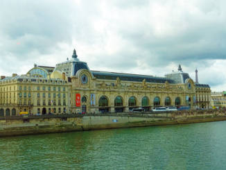 Musee d'Orsay, built in 1898, is a railway museum.  The building was in use as an active railway station until 1939.