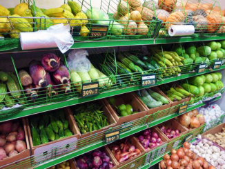 Fresh produce from Asia, Africa & Europe