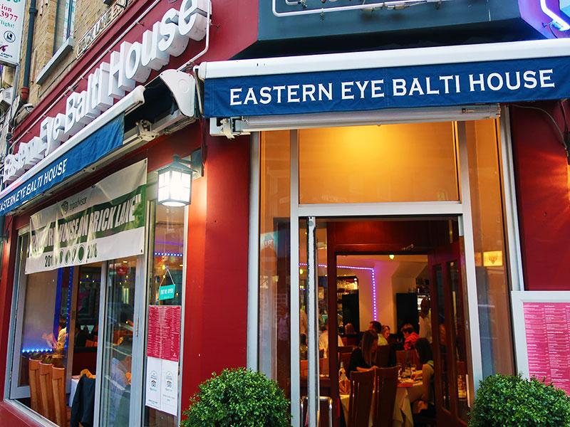 Eastern Eye Balti House Restaurant