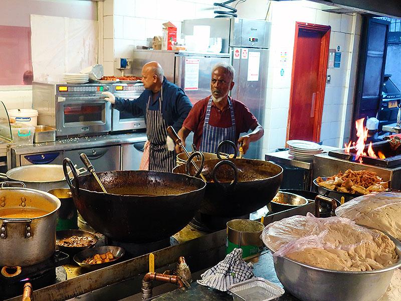 Indian kitchen tour