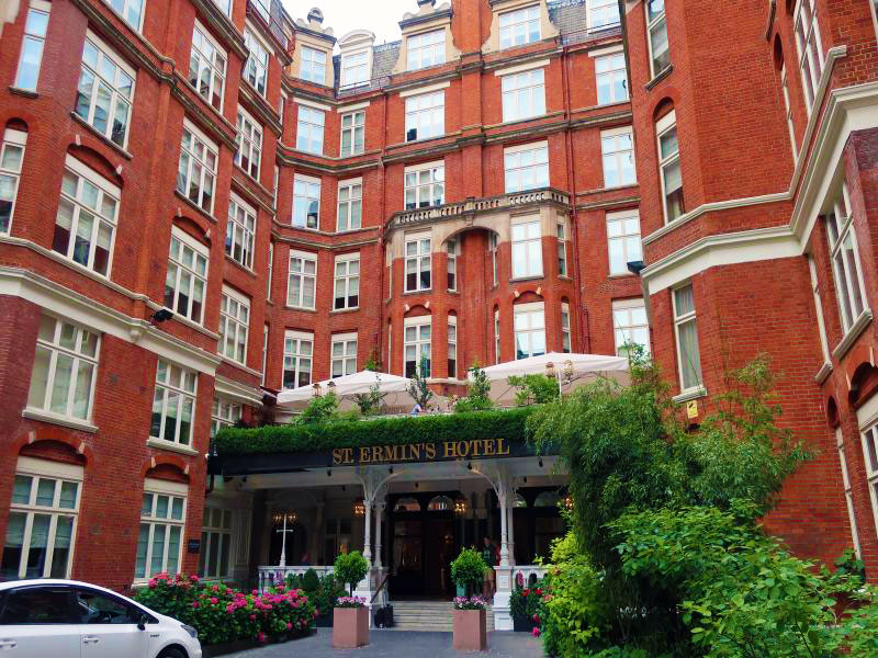 St. Ermin's Hotel  Westminster London