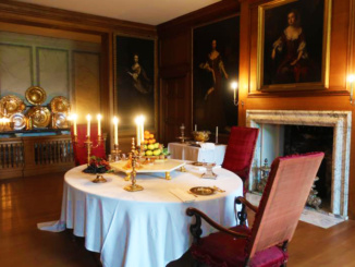 The King's Private Dining Room