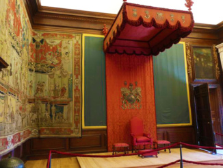 The King's Presence Chamber